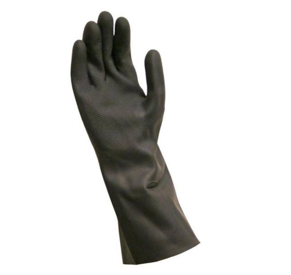 Neoprene food service gloves
